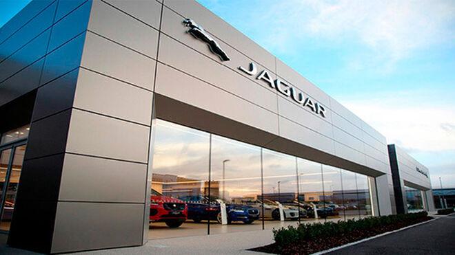 Jaguar LandRover renueva su concesionario Gysa en Córdoba