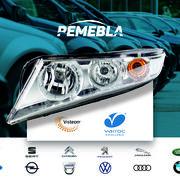 Pemebla amplía su gama de iluminación Visteon-Varroc
