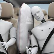 Autoliv Front Center, el nuevo sistema de airbag para la protección lateral