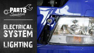 Cómo reparar el sistema de iluminación de un camión