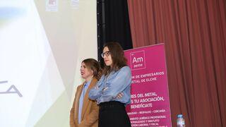 Aeme (Elche) participa en la primera Jornada Provincial de Formación para talleres