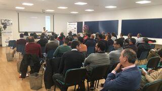TAB finaliza su plan de formación 2018/19 tras asistir más de 3.500 profesionales