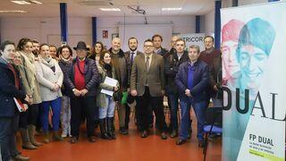Atricor impulsa la FP Dual en el sector de la reparación de vehículos en Córdoba