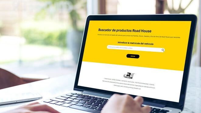 Road House estrena buscador para localizar productos a través de la matrícula