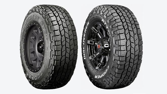 Cooper Tire Europe amplía su gama 4x4 con el Cooper Discoverer AT3 LT y el AT3 XLT
