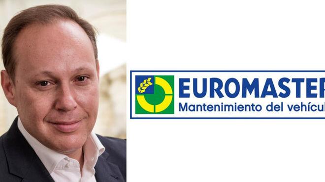 Jaime Scott, nuevo category manager en vehículo ligero de Euromaster