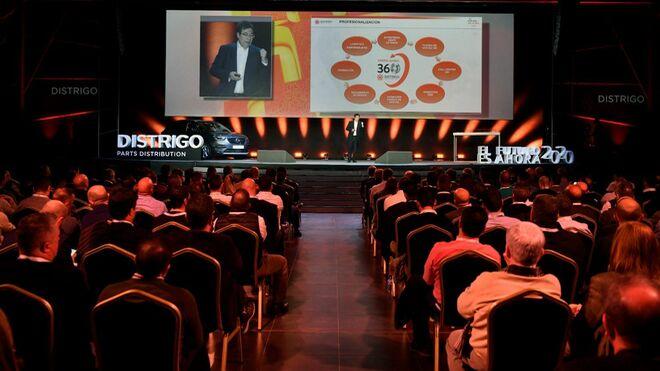 """Distrigo presenta su estrategia 2020 para """"convertirse en la red de distribución referente"""""""