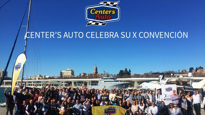 Center's Auto celebra su décimo aniversario durante su convención anual