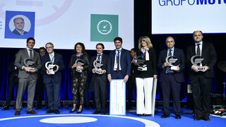 Estos han sido los ganadores de los VIII Premios Faconauto