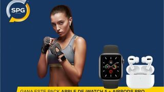 SPG sorteará entre sus clientes de febrero un pack de productos Apple