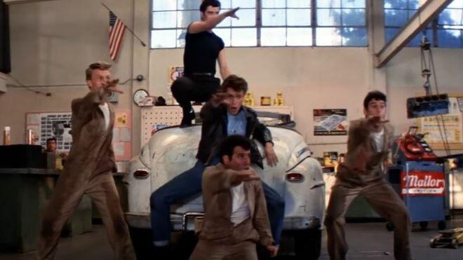 Cinco películas que convierten a talleres y coches en protagonistas de la trama