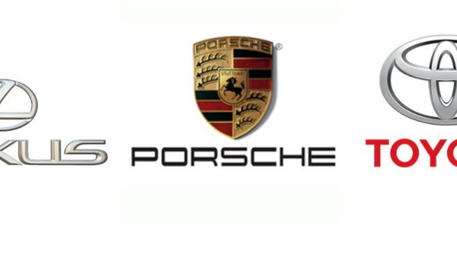 Lexus, Porsche y Toyota, las marcas más fiables