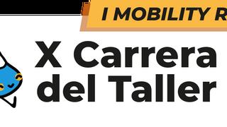 La X Carrera del Taller, a favor de la movilidad sostenible y segura