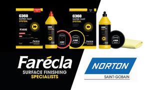 La gama de productos de Farécla se completa con accesorios y máquinas