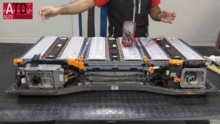 Así funciona la batería de alta tensión del eléctrico Smart Fortwo