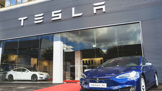 Los datos de los conductores de Tesla, al descubierto por un fallo de actualización