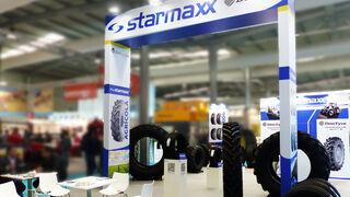 El stand de DonTyre, con las novedades de Starmaxx, será uno de los más destacados de FIMA 2020