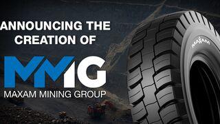 Maxam Tire crea Maxam Mining Group: un equipo enfocado al segmento de la minería