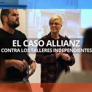 Cartas para coaccionar a los clientes frente al taller: la última denuncia de Siauto contra Allianz