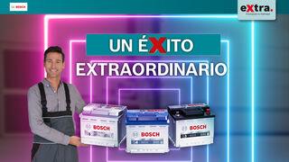 """Más de 1.000 talleres han participado en la campaña de """"Baterías Bosch"""""""