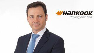 Raúl Gutiérrez, nuevo director de Ventas y Marketing de Hankook España