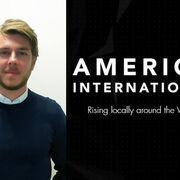 Emile Boucton, responsable de Desarrollo de Negocios en Amerigo International