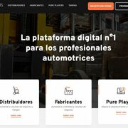 Ya disponible Marketparts.com, la plataforma de distribución internacional