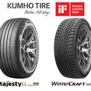 Kumho Tire obtiene el premio International Forum Design Award 2020