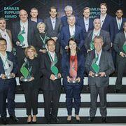 """Brembo recibe el  premio """"Daimler Supplier Award en Sostenibilidad"""""""