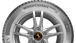 Nuevo neumático de invierno de Continental con mejor agarre: el WinterContact TS 870