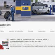 SPG Talleres ya dispone de un nuevo canal de YouTube
