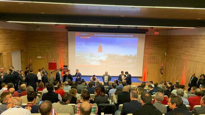 """CertifiedFirst reafirma """"su norte"""" en la IX Convención Anual de Madrid"""