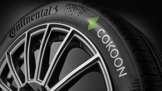 Continental produce la primera serie de 250.000 neumáticos con tecnología Cokoon