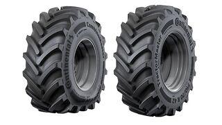 Continental presentó en Fima 2020  sus neumáticos agrícolas con tecnología VF