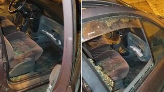 Alerta en el barrio de Santa Aurelia (Sevilla) por robos de piezas de coches aparcados
