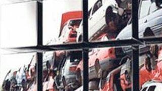 Más de 400.000 coches están registrados como bajas temporales de más de 5 años
