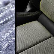 Una tapicería fabricada con 45 botellas de plástico: la innovación de Audi en el A3