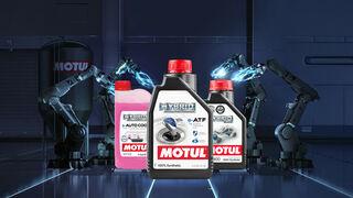 Motul presenta una gama completa para vehículos híbridos