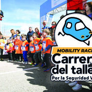 Mutua Madrileña invita a los más pequeños a la X Carrera del Taller