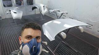 Cristian Rodríguez: de colorear juguetes con esmalte de uñas a mejor pintor menor de 35 años