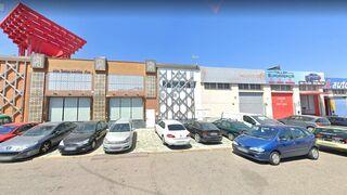 Un incendio en un restaurante de Illescas (Toledo) afecta a varios talleres de chapa