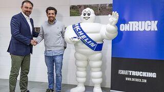 Michelin y Ontruck se alían para ofrecen ventajas a su red de transportistas