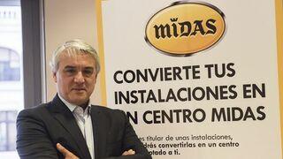 Midas se marca como objetivo alcanzar los 300 centros en tres años