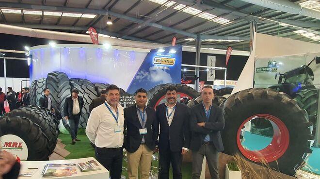 Tiresur y MRL, juntos en Fima 2020, siguen estrechando su relación comercial