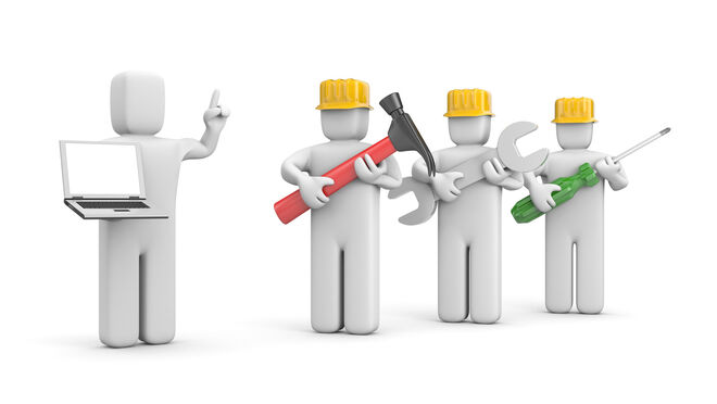 El plan para incrementar los ingresos de un taller