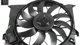 febi añade a su gama seis ventiladores de radiador con motor sin escobillas