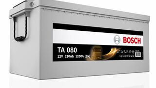 La nueva batería de Bosch con tecnología AGM para largas distancia exigentes
