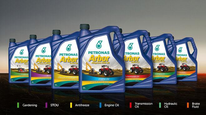 Petronas Arbor: la nueva gama de lubricantes para máquinas agrícolas y de construcción