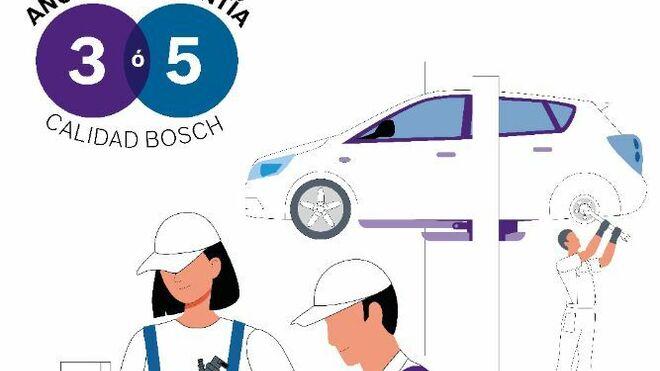 Bosch prolonga la campaña de ampliación de garantía de los inyectores Common Rail