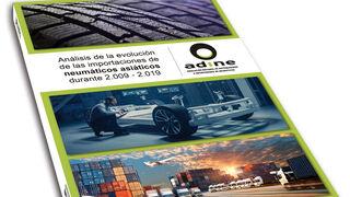 Las importaciones asiáticas de neumáticos en consumer cayeron el 7,7% en 2019
